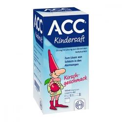 Acc syrop dla dzieci