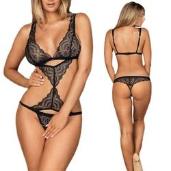 Firella body czarne : rozmiar - lxl