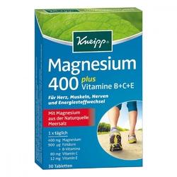 Kneipp magnesium 400 tabletki
