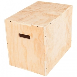 Skrzynia plyometryczna 60x50,5x75,5 cm