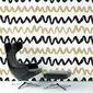 Golden waves - tapeta na ścianę , rodzaj - tapeta flizelinowa
