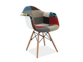 Krzesło cromer ii wiele kolorów patchwork