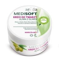Anida medisoft krem nawilżający oliwa z oliwek 100ml