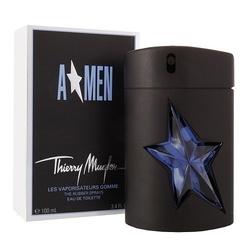 Thierry mugler a men perfumy męskie - woda toaletowa 50ml gumowany flakon - 50ml