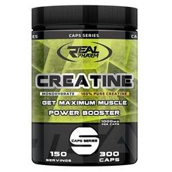 REAL PHARM Creatine Monohydrate - 300caps