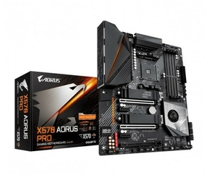 Gigabyte Płyta główna X570 Aorus Pro AM4 4DDR4 HDMIUSB 3.1 ATX