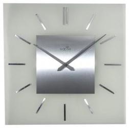 Zegar ścienny 3148 Stripe Square Radio Controlled Nextime