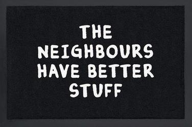 Sąsiedzi mają Lepszy Sprzęt - wycieraczka