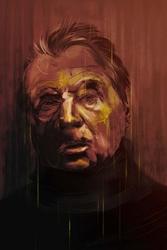 Francis Bacon - plakat premium Wymiar do wyboru: 30x45 cm