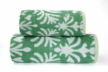 Ręcznik KELLY Frotex zielony - zielony