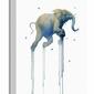 Journey 1 Elephant - obraz na płótnie