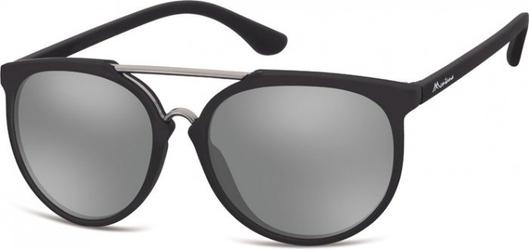 Okulary montana ms32e czarne lustrzane