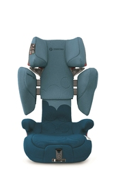 Concord transformer tech peacock blue fotelik 15-36 kg twinfix + mata gratis