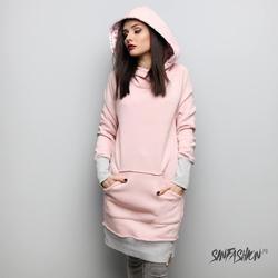 Bluza miss hyde unicorn pink