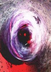 Abstrakcja iii - plakat premium wymiar do wyboru: 70x100 cm