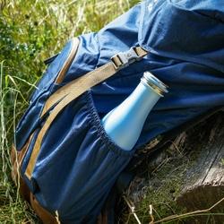 Butelka termiczna ze stali nierdzewnej 0,5 litra lurch perłowo-niebieska lu-00240940