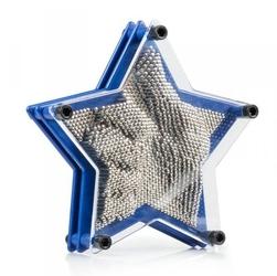 Pin art gwiazda 3d star 16cm