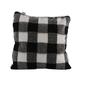 Poszewka na poduszkę altom design miłość w kratkę 40 x 40 cm