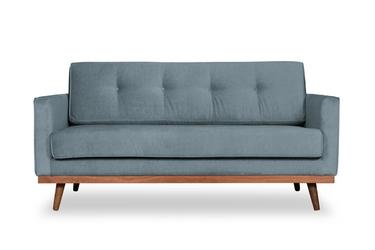 Sofa klematisar welurowa dove