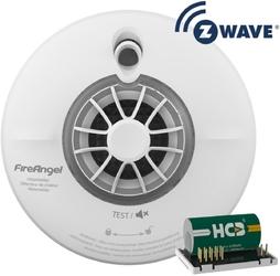 Czujnik ciepła fireangel thermistek ht-630 z modułem z-wave