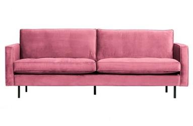 Be pure klasyczna sofa rodeo 2,5-osobowa różowy 800844-73
