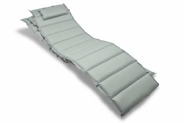 Zestaw dwóch poduszek ogrodowych na leżaki 190 cm