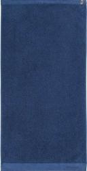 Ręcznik connect organic uni ciemnoniebieski 70 x 140 cm