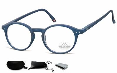 Asferyczne okulary lenonki do czytania montana plusy mr65b