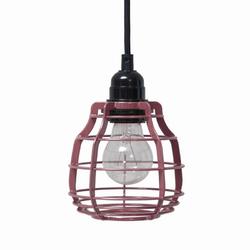 HK Living :: Lampa LAB Marsala Wisząca - różowy