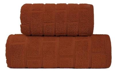 Ręcznik greno brick spalony karmel