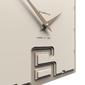 Zegar ścienny breath calleadesign jasnoróżowy 10-004-31