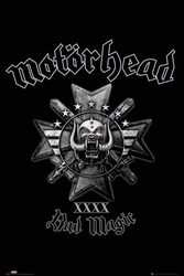 Motorhead bad magic - plakat