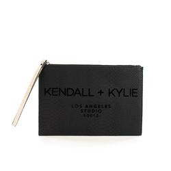 Kopertówka damska kendall + kylie lady clutch - czarny