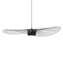 Petite friture :: lampa wisząca vertigo czarna ø140cm