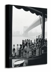 River Cafe New York - Obraz na płótnie