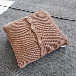 Moyha :: poduszka zen karmelowa