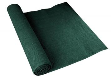 Siatka cieniująca zielona maskująca uv 62 1,5x10