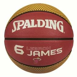 Piłka Spalding NBA Miami Heat Lebron James