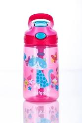 Kubek dziecięcy Contigo Gizmo Flip 420ml - cherry cat - Różowy