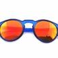 Okulary przeciwsłoneczne lenonki hm-1582a niebieskie lustrzane
