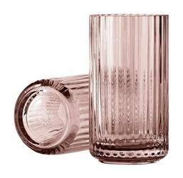Wazon Lyngby szklany Burgundy 15 cm