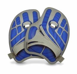 Aquasphere płetwy na dłoń ergoflex handpaddle blue-grey