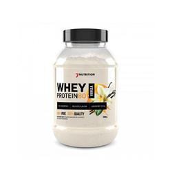 7 Nutrition Whey Protein 80 2000 g Koncentrat Masa Anabolizm - Vanilla