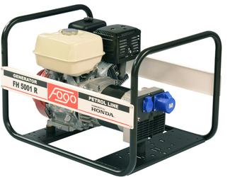 Agregat prądotwórczy FOGO FH 5001R 5kVA AVR - Szybka dostawa lub możliwość odbioru w 39 miastach