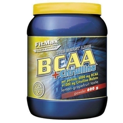 FITMAX BCAA + Cytrulline - 600g - Blackcurrant
