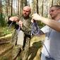 Kurs survivalu szkoła przetrwania - mazury - zaawansowany