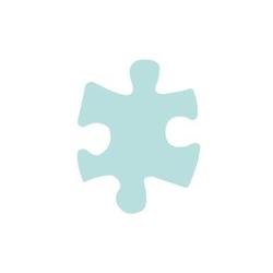 Dziurkacz z dźwignią 1,5 cm - puzzle - PUZ