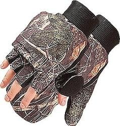 Rękawiczki zimowe podwójne ocieplane jaxon uj-ftj rozm xl