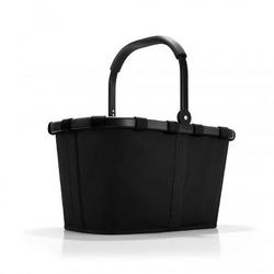 Koszyk Carrybag czarny z czarną ramą