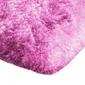 Dywan pluszowy mikrofibra wysoki shaggy 120x170 neonowy róż